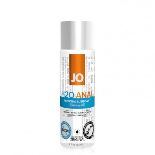 System JO H2O Anal lubrykant analny na bazie wody neutralny 60 ml
