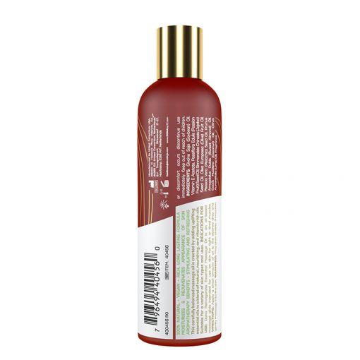 Dona aromatyczny olejek do masażu Reinvigorate - kokos i limonka - 120 ml