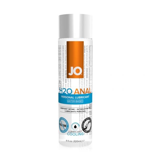 System JO H2O Anal lubrykant analny na bazie wody chłodzący 120 ml