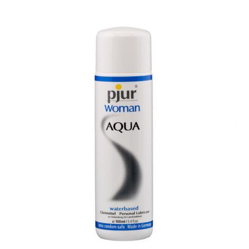 Pjur Woman Aqua lubrykant wodny dla kobiet 100 ml