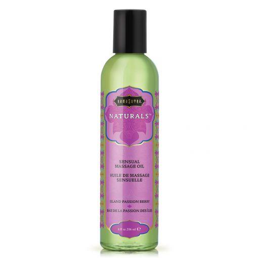 Kama Sutra Naturals olejek do masażu marakuja, papaja, mango 236 ml