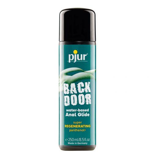 Pjur Back Door wodny lubrykant analny z regenerującym pantenolem 250 ml