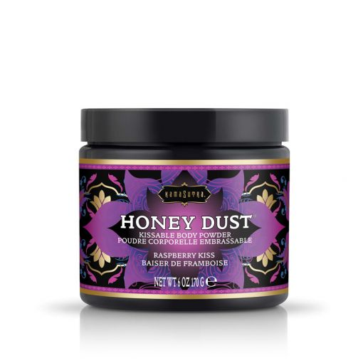 Kama Sutra Honey Dust pyłek do gry wstępnej malinowy 170 g
