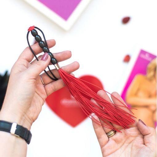 Obsessive minipejcz czarno-czerwony