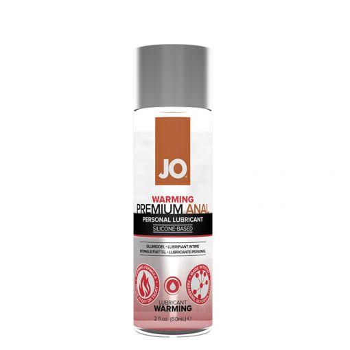 System JO Premium Anal lubrykant analny na bazie silikonu rozgrzewający 60 ml
