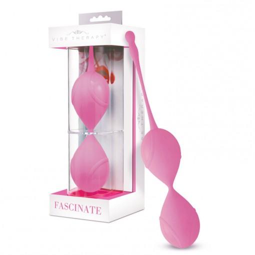 Vibe Therapy Fascinate kulki gejszy różowe