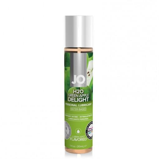 System JO H2O lubrykant smakowy jabłkowy 30 ml