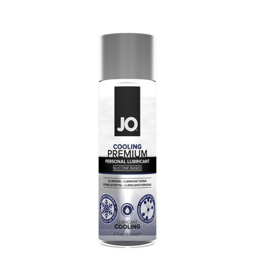 System JO Premium lubrykant na bazie silikonu chłodzący 60 ml