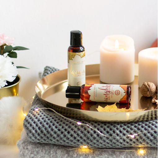 Intimate Earth Oral Pleasure organiczny lubrykant na bazie wody nektarynkowy 60 ml