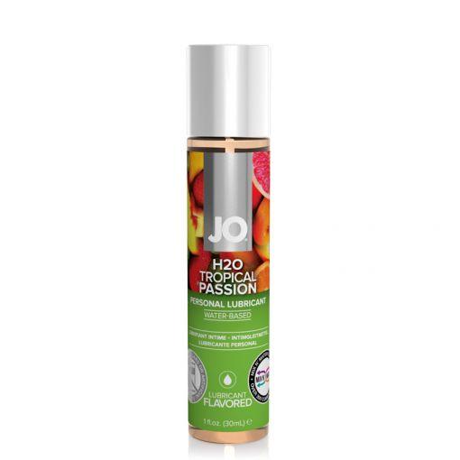 System JO H2O lubrykant smakowy owoce tropikalne 30 ml