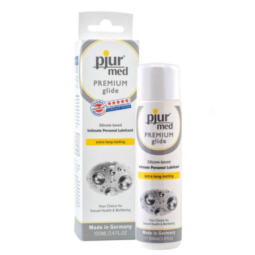 Pjur Med Premium Glide lubrykant silikonowy 100 ml