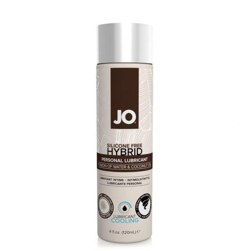 System JO Hybrid kremowy lubrykant wodno-kokosowy chłodzący 120 ml