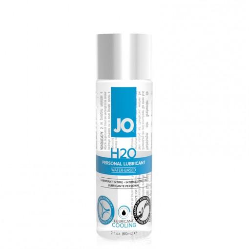 System JO H2O uniwersalny lubrykant na bazie wody chłodzący 60 ml