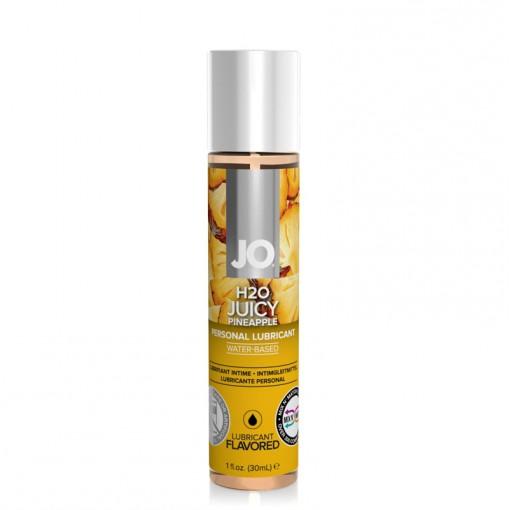 System JO H2O lubrykant smakowy ananasowy 30 ml