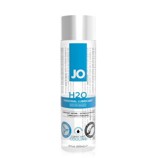 System JO H2O uniwersalny lubrykant na bazie wody chłodzący 120 ml