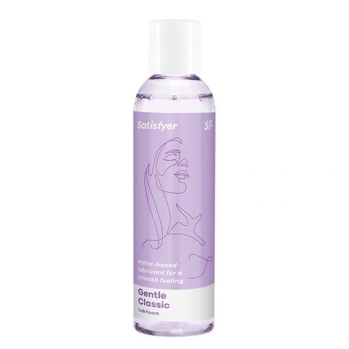 Satisfyer Gentle Classic lubrykant na bazie wody klasyczny - 150 ml