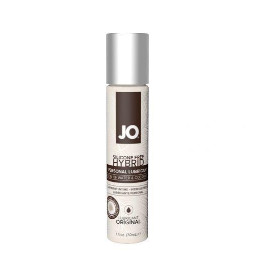 System JO Hybrid kremowy lubrykant wodno-kokosowy neutralny 30 ml