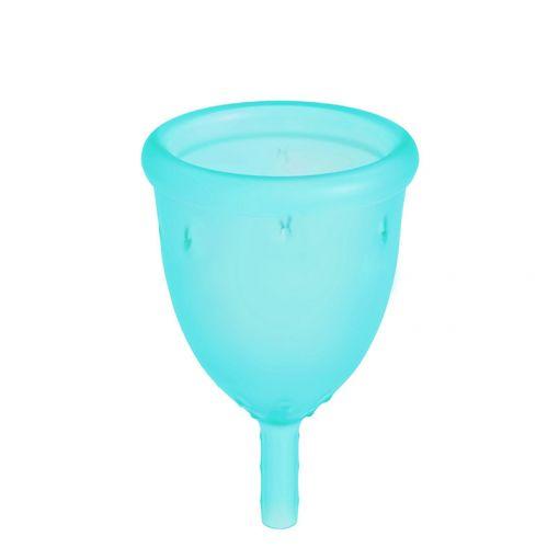 LadyCup kubeczek menstruacyjny księżycowy błękit rozmiar S
