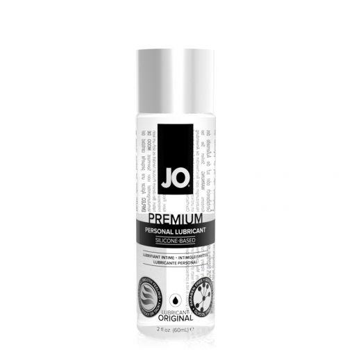 System JO Premium lubrykant na bazie silikonu neutralny 60 ml