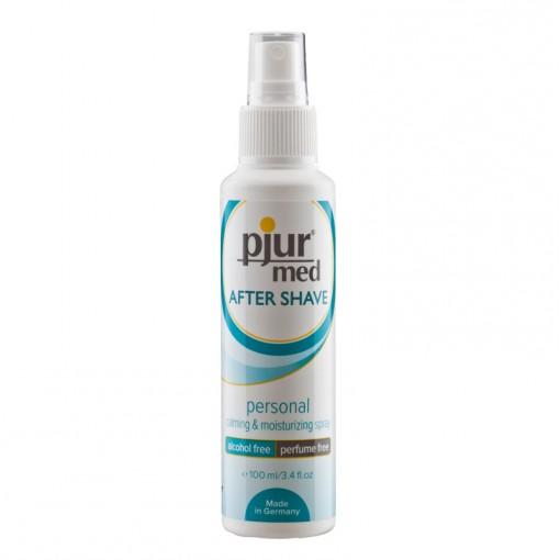 Pjur After Shave spray po goleniu miejsc intymnych 100 ml