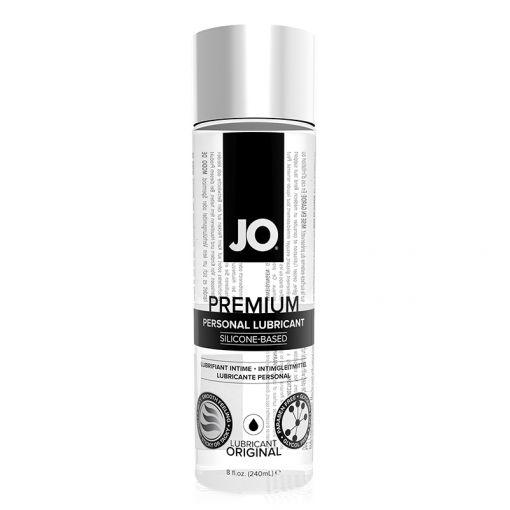 System JO Premium lubrykant na bazie silikonu neutralny 240 ml