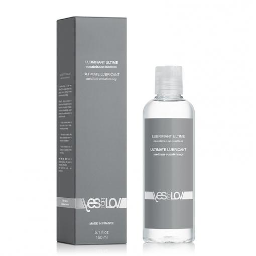 YESforLOV Ultimate lubrykant silikonowy średnio gęsty 150 ml