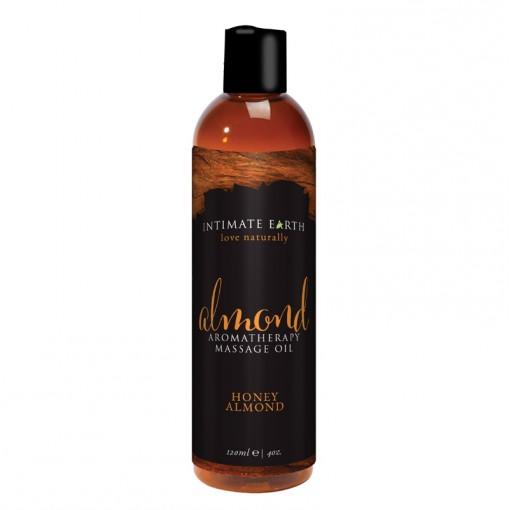 Intimate Earth olejek do masażu Almond miód i migdały 120 ml