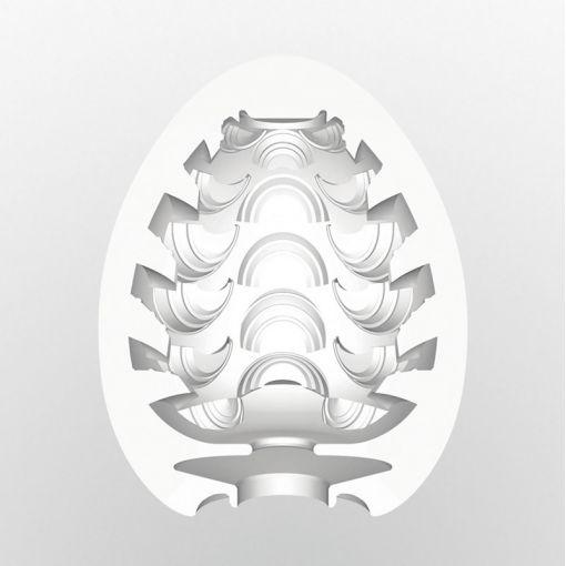 Tenga Egg masturbator w kształcie jajka Stepper