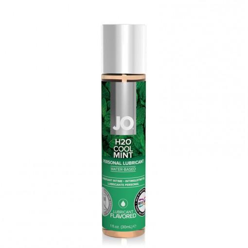 System JO H2O lubrykant smakowy miętowy 30 ml
