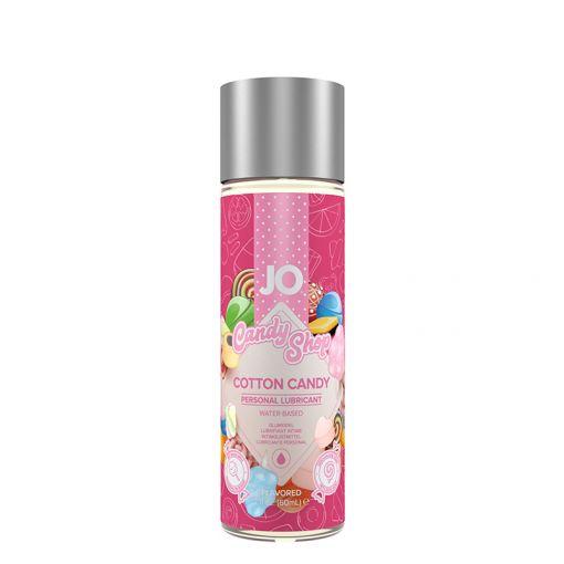 System JO Candy Shop lubrykant smakowy wata cukrowa - 60 ml