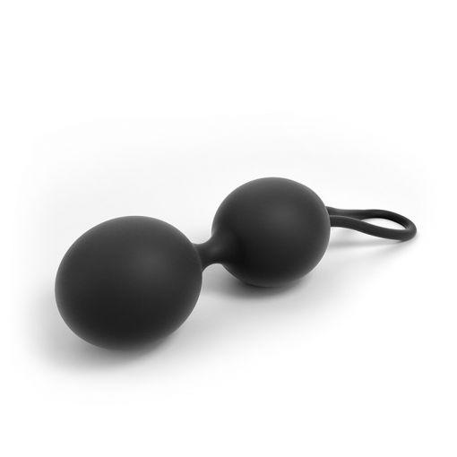 Dorcel Dual Balls kulki gejszy czarne