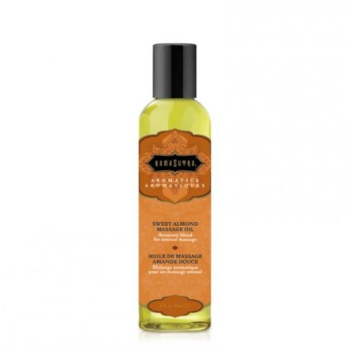 Kama Sutra Aromatic olejek do masażu słodkie migdały 59 ml