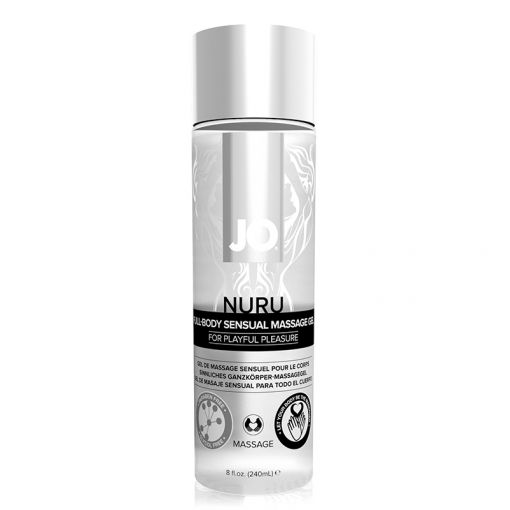 System JO Nuru żel do masażu body to body 240 ml