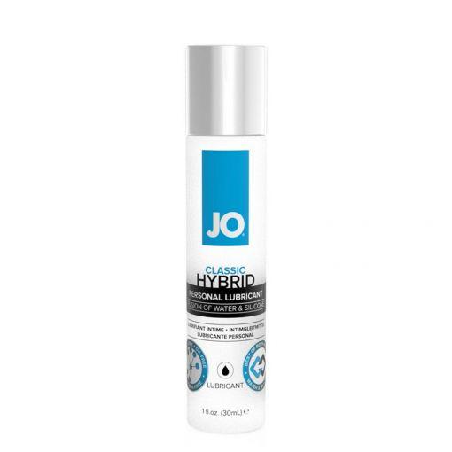 System JO Hybrid lubrykant wodno-silikonowy 30 ml