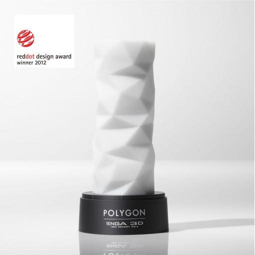 Tenga 3D masturbator Polygon