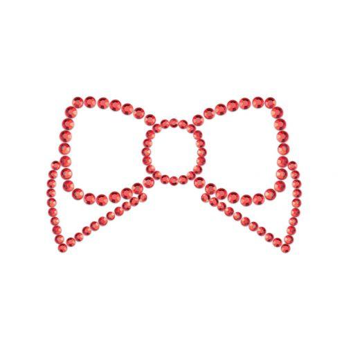 Bijoux Indiscrets Mimi nasutniki kokardki czerwone