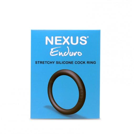 Nexus Enduro pierścień erekcyjny czarny