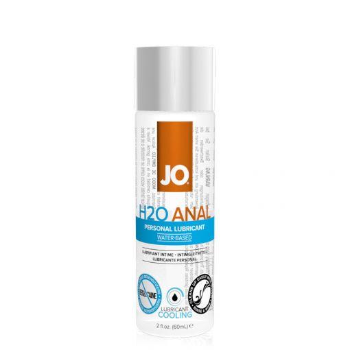 System JO H2O Anal lubrykant analny na bazie wody chłodzący 60 ml
