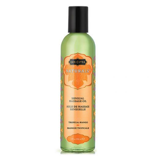 Kama Sutra Naturals olejek do masażu tropikalne mango 236 ml
