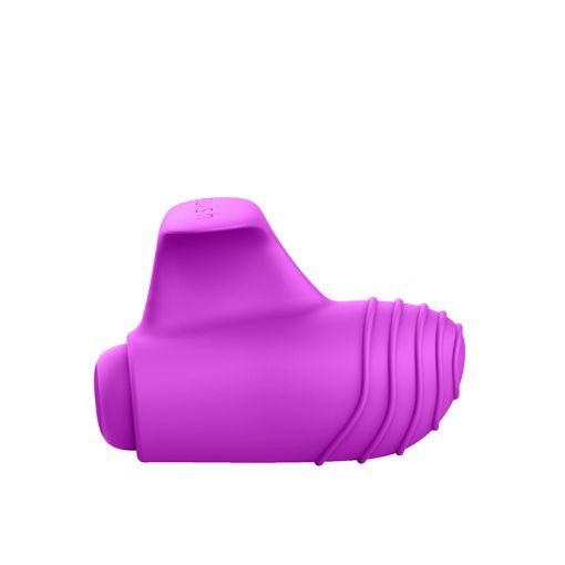 B Swish Bteased Basic masażer łechtaczki fioletowy