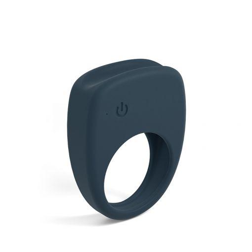 Dorcel Mastering wibrujący pierścień dla par czarny