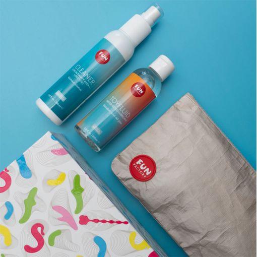 Fun Factory Cleaner spray do czyszczenia gadżetów erotycznych i miejsc intymnych 100 ml
