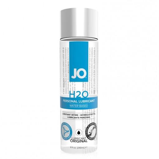 System JO H2O uniwersalny lubrykant na bazie wody neutralny 240 ml