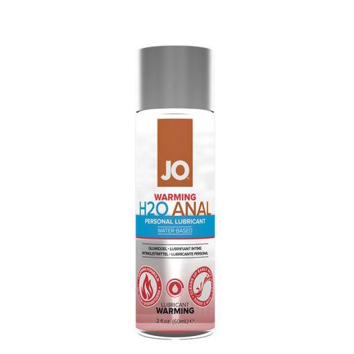 System JO H2O Anal lubrykant analny na bazie wody rozgrzewający 60 ml