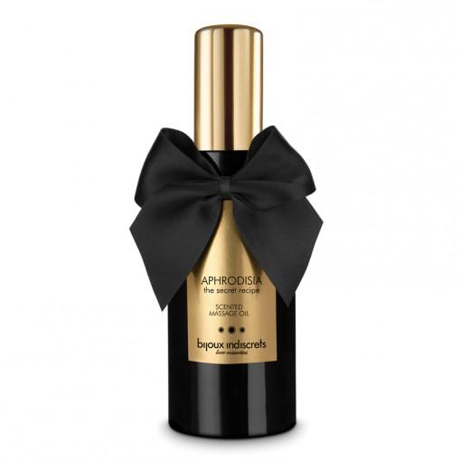 Bijoux Indiscrets Aphrodisia olejek do masażu róża, ylang-ylang, jaśmin 100 ml
