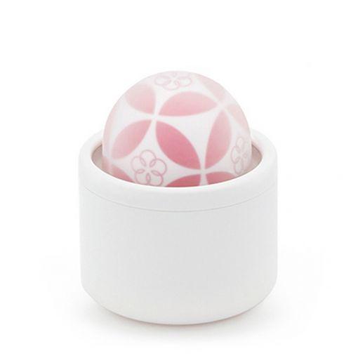 Iroha Temari masażer łechtaczki Hana - biało-różowy