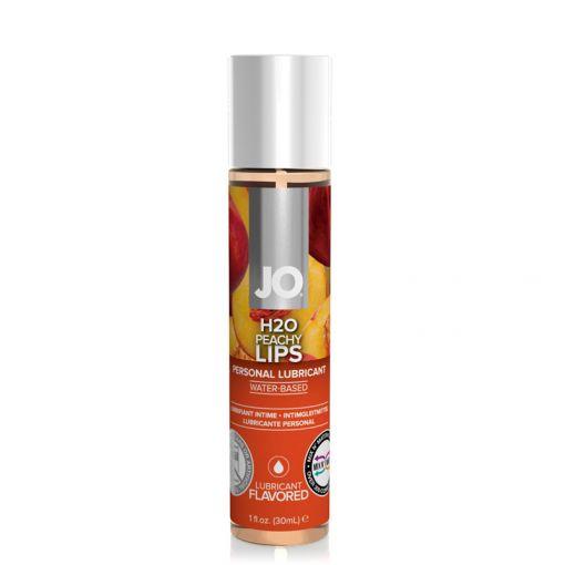 System JO H2O lubrykant smakowy brzoskwiniowy 30 ml