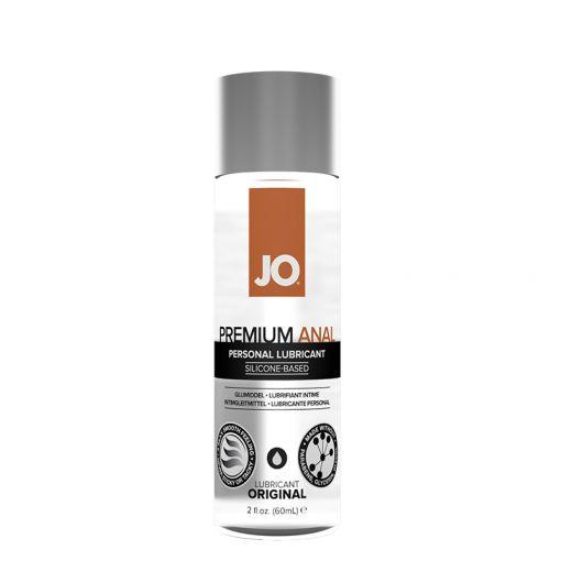 System JO Premium Anal lubrykant analny na bazie silikonu neutralny 60 ml