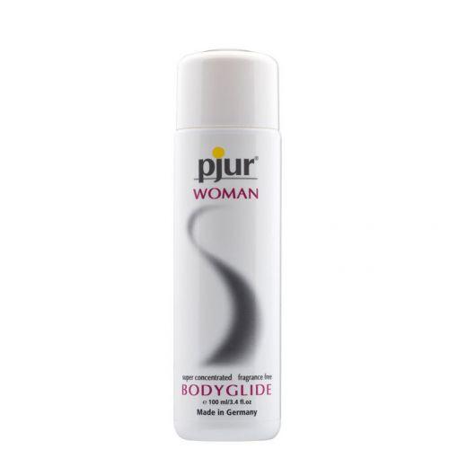 Pjur Woman lubrykant silikonowy dla kobiet 100 ml