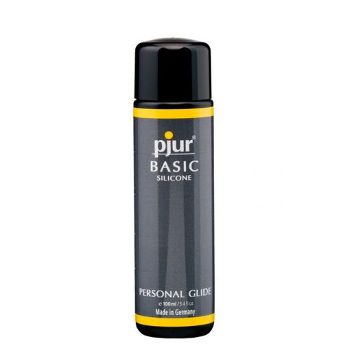Pjur Basic lubrykant na bazie silikonu 100 ml